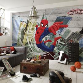 Fototapeten Profi Tipp Spider-Man